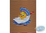 Offset Print, Titi : Tweety sailor 50X40 cm