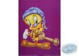 Offset Print, Titi : Tweety baba-cool 40X30 cm