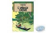 Offset Print, Tintin : The Broken Ear