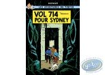 Offset Print, Tintin : Flight 714