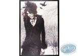 Offset Print, Frances : Crows