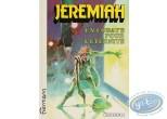 Listed European Comic Books, Jérémiah : Un Cobaye pour l'Eternite (very good condition)