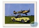 Offset Print, Starter : Spitfire