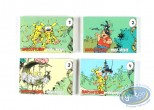 Reduced price European comic books, Marsupilami : Flip book, Marsupilami Mini movie - Assortment of 4 mini movies