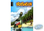 Reduced price European comic books, Robinson : Une bouteille a l'amer