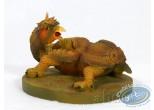 Resin Statuette, Tableaux en 3D : Matthias Grünewald - Monstre-reptile