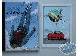 Reduced price European comic books, Horizon Blanc : Compte à rebours