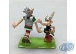Metal Figurine, Astérix : Asterix and the Roman