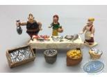Metal Figurine, Astérix : Unhygienix
