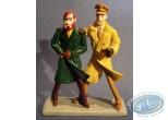 Metal Figurine, Blake and Mortimer : Blake & Mortimer Yellow Mark (not complete), Pixi