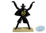 Metal Figurine, Blake and Mortimer : Olrik Yellow Mark, Pixi