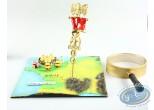 Metal Figurine, Astérix : Micro Gaul's card from Asterix