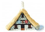 Metal Figurine, Astérix : Mini village: house of Abraracourcix
