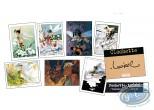 Portfolio, Peter Pan : Loisel, Clochette (grand)