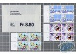 Stamp, Special Stamps 4 Stamps Sheets