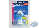 Plastic Figurine, Smurfs (The) : PVC figurine, Brainy Smurf