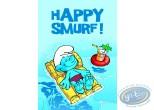 Offset Print, Smurfs (The) : Happy Smurf