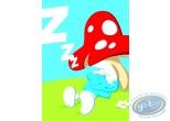 Offset Print, Smurfs (The) : Lazy Smurf
