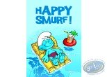 Offset Print, Smurfs (The) : Happy Smurf