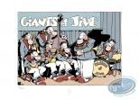 Serigraph Print, Harry Mickson : Giants of Jive