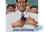 Reduced price European comic books, San-Antonio : Boucq, San-Antonio