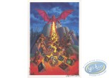 Bookplate Offset, Orks : Dragon