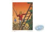 Bookplate Offset, Giovani : Paturaud, 2 Women