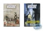 Monography, Tonnerre de Bulles : Yslaire, Zola, Meddour, David Lloyd, Corbet