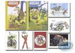 Monography, Tonnerre de Bulles : Tonnerre de Bulle : Spécial Franquin (Edition de luxe)