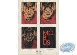 Bookplate Serigraph, Mobilis : Ross Nevada