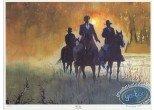 Bookplate Offset, Jim Cutlass : Horsemen