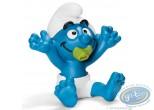 Plastic Figurine, Smurfs (The) : Baby Smurf