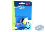 Plastic Figurine, Smurfs (The) : Smurfette gymnast - 1998