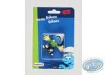 Plastic Figurine, Smurfs (The) : Smurf goal keeper - 2003