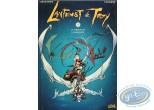 Listed European Comic Books, Lanfeust de Troy : Le Frisson de l'Haruspice