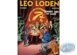 Listed European Comic Books, Léo Loden : Leo Loden, Diamants noirs sur canapé