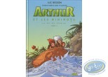 Reduced price European comic books, Arthur and the Invisibles : Arthur et les Minimoys