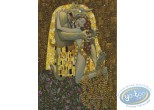 Bookplate Offset, Trolls de Troy : Homage to Klimt