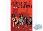 Reduced price European comic books, Le fils de l'orfèvre