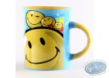 Tableware, Smiley : Ceramic mug, Smiley