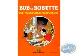 Reduced price European comic books, Willy and Wanda : Les piquedunes pickpockets