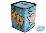 Piggy Bank, Sponge Bob : Square piggy bank : SpongeBob