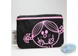 Luggage,  Mr. Men and Little Miss : Toilet bag, Little Miss Sunshine : Black