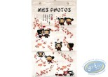 Photo Frame, Pucca : Porte photos PVC : Pucca