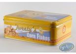 Box, Titi : Rectangular box, Titi: Corn flakes