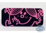 Deco,  Mr. Men and Little Miss : Little drugs box, Little Miss Sunshine (black/pink)