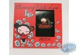 Photo Frame, Pucca : Photo frame, Pucca Coming with Love