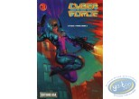 Reduced price European comic books, Cyber Force : Attaque à femme armée 2