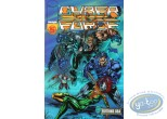 Reduced price European comic books, Cyber Force : Cyber Force
