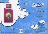 Clothes, Smurfs (The) : Simple bed quilt cover set - Smurfette